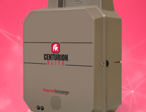 Centurion® Emergency Response System by Response Technologies