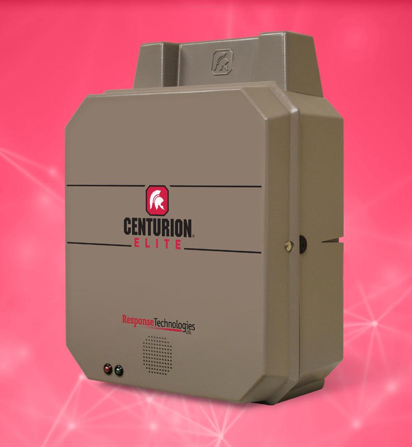 Centurion® Emergency Response System by Response Technologies